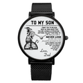 Viking Watch - To my Son