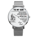Knight Templar Watch - To my Son