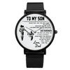 Dr Watch- To my Son