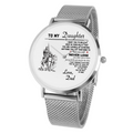Knight Templar Watch - To my Daughter