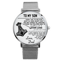 Soldier Watch - To my Son