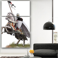 (KT10) Knight templar Canvas 3 pcs