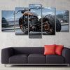 5 Pieces Cool Motorcycle