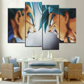 Goku And Vegeta Canvas