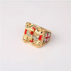 Knight templar ring gold