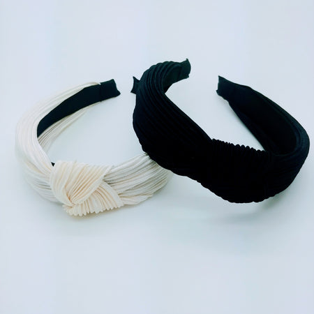 Black Chain & Wrap Cuff