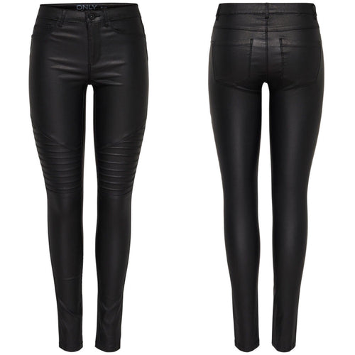 Royal Coated Jean Black