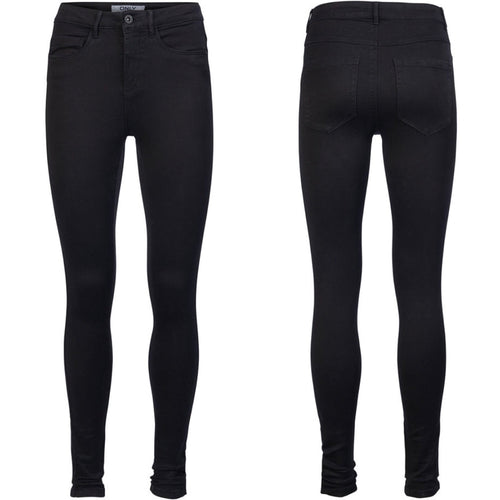 Royal High Waist Jean Black