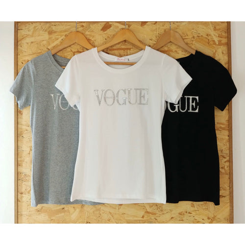 Metallic Vogue T