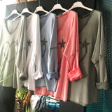 Heart & Star Top (Assorted colours)
