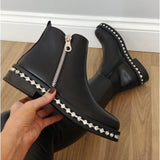 Diamante Sole Boot