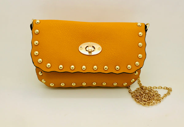Mini Studded Clutch