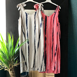 Brushstroke Sun Dress