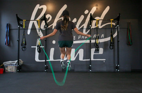 jump rope is the best workout