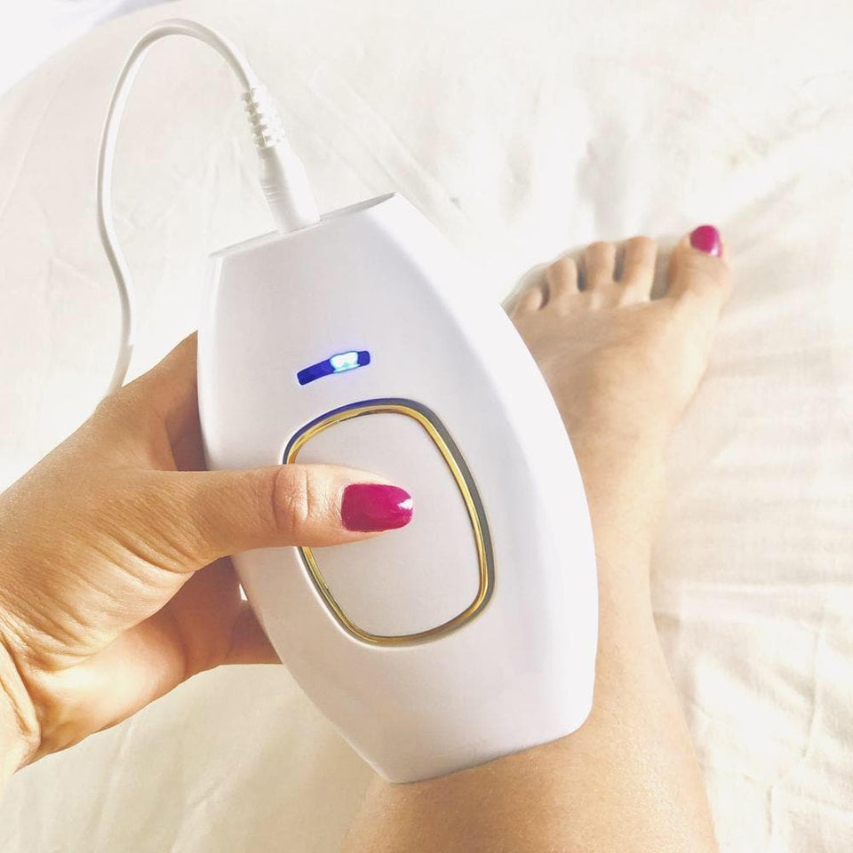 IPL Laser Hair Remover - Tips for Hips