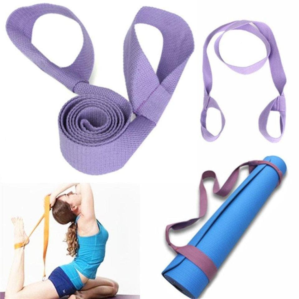 Mat Sling Strap - Tips for Hips