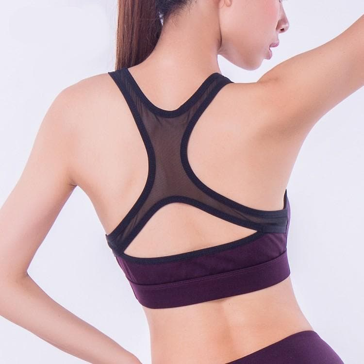 Mesh Sports Bra - Tips for Hips
