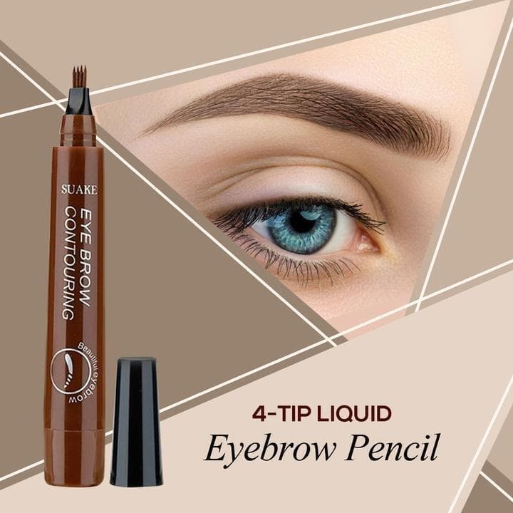 TipsForHips™ Natural Tattoo Eyebrow Pen - Tips for Hips