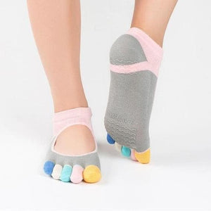 Non-slip Yoga Socks - Tips for Hips