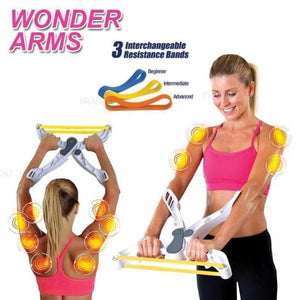 Wonder Arms - Tips for Hips