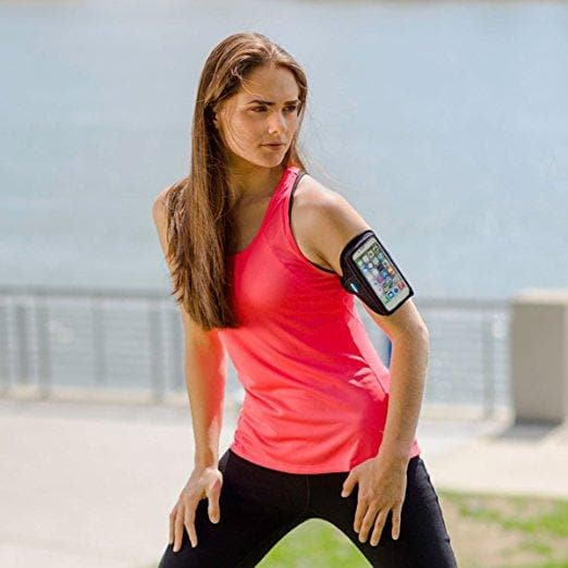 Workout Armband - Tips for Hips