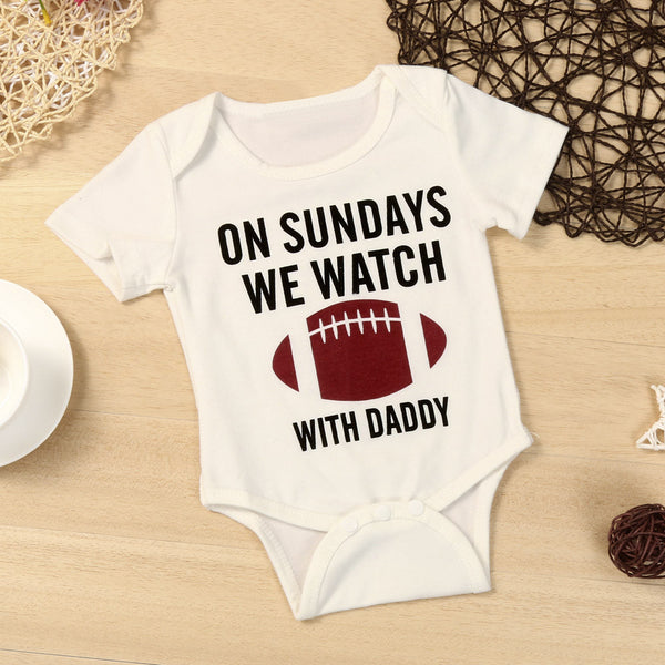 Football Fans Bodysuit