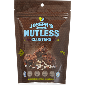 Joseph's Chocolate Nutless Clusters
