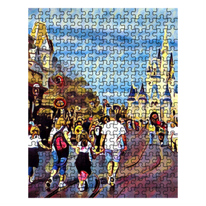 """Dreaming of Main Street"" Jigsaw Puzzle"