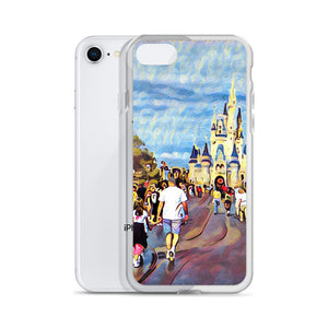 """Dreaming of Main Street"" iPhone Case"