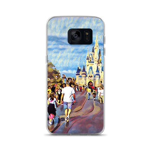 """Dreaming of Main Street"" Samsung Case"