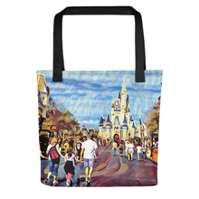 """Dreaming of Main Street"" Tote Bag"