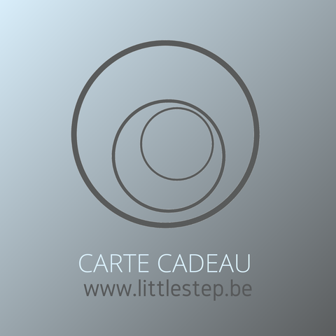 Carte-cadeau Little Step