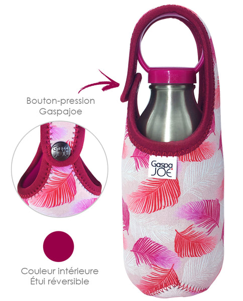 Etui isotherme anti-chocs pour gourde Sippy / Sporty 500 TAILLE M