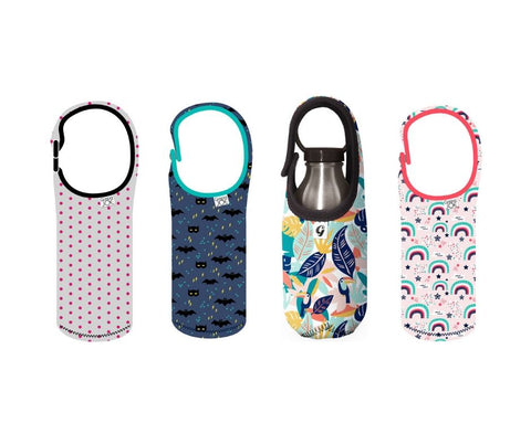 Etui isotherme anti-chocs pour gourde Sippy / Sporty 500 / Loopy 400 TAILLE M