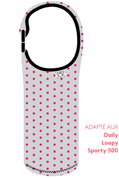 Etui isotherme anti-chocs pour gourde Loopy / Daily