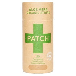 PATCH ALOE VERA (tube de 25 pansements adhésifs)