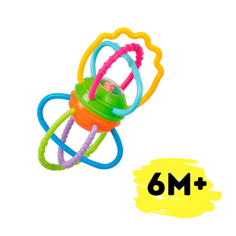 SONAJA TWIST RATTLE