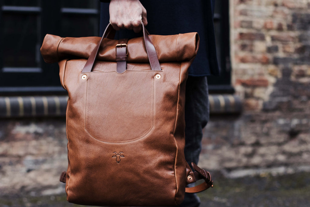 Billy Tannery Backpack Chestnut