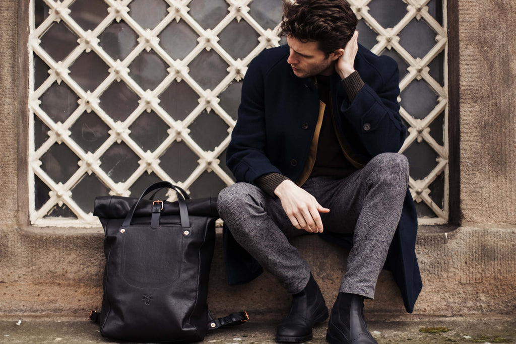 Billy Tannery Backpack Black