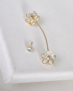 Floral Pattern 3D Ear Cuffs id.31481