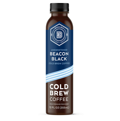 6 Pack - Beacon Black Cold Brew Coffee
