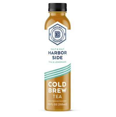 6 Pack - Harborside Half & Half Cold Brew Tea