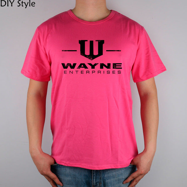 Batman T-Shirt Wayne Enterprises