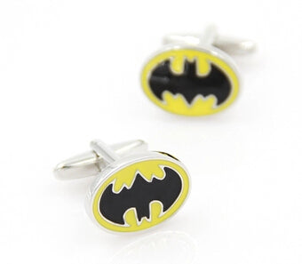 Batman Cufflinks Emblem