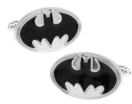 Batman Cufflinks B&S