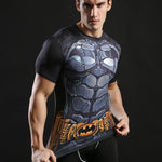 Batman Compression Fitness Tee CE