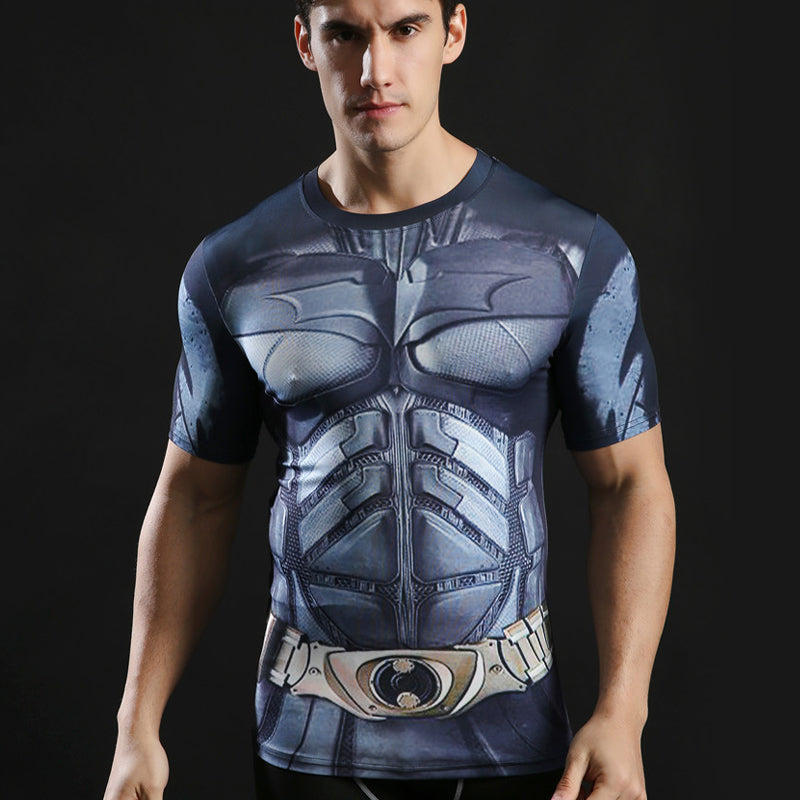 Batman Compression Fitness Tee NE
