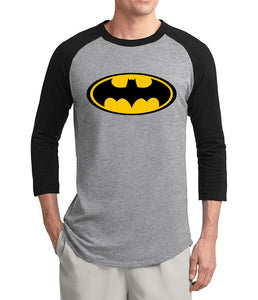 Batman T-Shirt 3/4 Sleeve