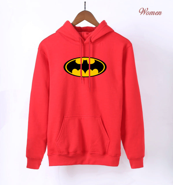 Women's Batman Fleece Hoodies