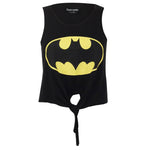 Women's Batman Tie Front Shirt